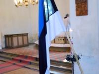 52 Mälestustuli ja muinastuli Kärdla kirikus hoiul