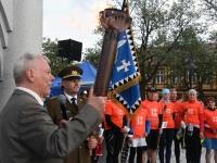 004 Mälestustulega Pärnust Tallinna. Foto: Urmas Saard