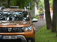 010 Maraton Eesti Vabariik 100 läbib Sindit. Foto: Urmas Saard