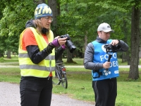 015 Maraton Eesti Vabariik 100 läbib Sindit. Foto: Urmas Saard