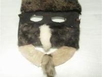 001 Mardipäeva mask valmistatud Sindi noortekeskuses 2009. a mardipäeva käsitöö tunnis. Foto: Helle Vent