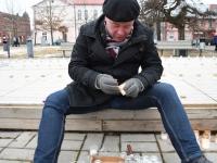 011 Märtsiküüditamise 69. mälestuspäeval Pärnus. Foto: Urmas Saard