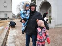 012 Märtsiküüditamise 69. mälestuspäeval Pärnus. Foto: Urmas Saard