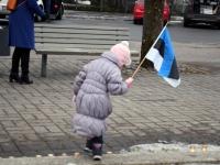 013 Märtsiküüditamise 69. mälestuspäeval Pärnus. Foto: Urmas Saard