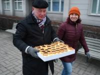 016 Märtsiküüditamise 69. mälestuspäeval Pärnus. Foto: Urmas Saard