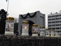017 Märtsiküüditamise 69. mälestuspäeval Pärnus. Foto: Urmas Saard