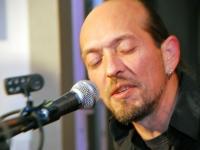 016 Methe Danefeldt kontserdiga Avangard Galeriis. Foto: Urmas Saard