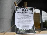 010 Metsameeleavaldus Pärnus. Foto: Urmas Saard/ Külauudised