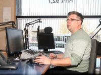 Meelis Sarv  Tre Raadios. Foto Urmas Saard Külauudised