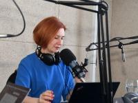 Lavly Perling Tre Raadios. Foto Urmas Saard Külauudised