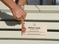 013 Mihkel Lüdigi mälestuspingi avamine. Foto: Urmas Saard / Külauudised