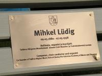 018 Mihkel Lüdigi mälestuspingi avamine. Foto: Urmas Saard / Külauudised