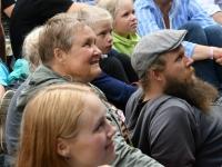 006 Minu Isa Oli Ausus Ise Viljandi kultrahoovis. Foto: Urmas Saard