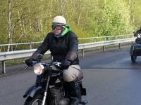 014 Mootorrattahooaja avapäeva paraadsõit läbib Sindit. Foto: Urmas Saard