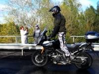 026 Mootorrattahooaja avapäeva paraadsõit läbib Sindit. Foto: Urmas Saard