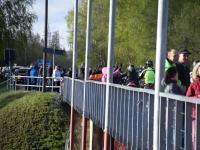028 Mootorrattahooaja avapäeva paraadsõit läbib Sindit. Foto: Urmas Saard