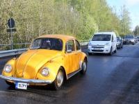 085 Mootorrattahooaja avapäeva paraadsõit läbib Sindit. Foto: Urmas Saard