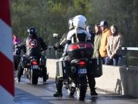 086 Mootorrattahooaja avapäeva paraadsõit läbib Sindit. Foto: Urmas Saard
