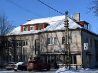 Kauplus-elamu Sindis Raudtee tänaval. Foto: Urmas Saard / Külauudised