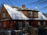 Sindi vabriku meistri elamu Wöhrmanni puiesteel. Foto: Urmas Saard  / Külauudised