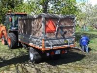 003 Multifunktsionaalne uus traktor Sindis. Foto: Urmas Saard