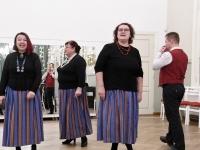 016 Naistelaulupäev Pärnus Raeküla Vanakooli keskuses. Foto: Urmas Saard