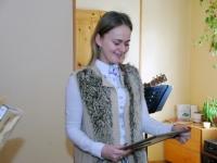 002 Naistepäev Sindi sotsiaaltöökeskuses. Foto: Urmas Saard