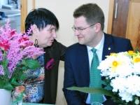 016 Naistepäev Sindi sotsiaaltöökeskuses. Foto: Urmas Saard