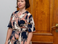 Olustvere Teenindus- ja Maamajanduskooli õpetaja Lagle Vilu. Foto: Olustvere Teenindus- ja Maamajanduskool