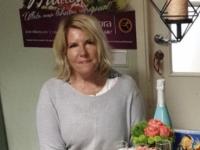 Jõgeva lillekaupluse Edelweiss juhataja Eve Lill. Foto: erakogu