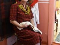 049 Näitus oma ajastu peeglist Sindi muuseumis. Foto: Urmas Saard / Külauudised