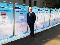 001 Konverents Nanningis. Foto: Tallinna linnavalitsus