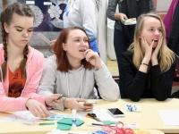 011 Narva ja Paikuse noored Sindi muuseumis. Foto: Urmas Saard