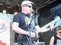 004 Nikns Suns Viljandi pärimusmuusika kontserdil. Foto: Urmas Saard