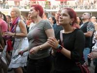 015 Nikns Suns Viljandi pärimusmuusika kontserdil. Foto: Urmas Saard