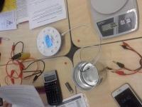 """003 """"Noorte teadlaste"""" projektiga soetatud seadmeid. Foto: Diana Veskimägi"""