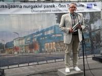 003 Nurgakivi Pärnu bussijaamale. Foto: Urmas Saard
