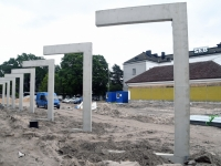 042 Nurgakivi Pärnu bussijaamale. Foto: Urmas Saard