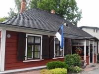 001 Olga Belash-Karasjova isikunäituse avamine Sindi muuseumis. Foto: Urmas Saard
