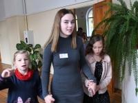 013 Õpetajate päeva tähistamine Sindi gümnaasiumis. Foto: Urmas Saard