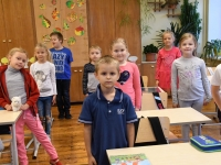021 Õpetajate päeva tähistamine Sindi gümnaasiumis. Foto: Urmas Saard