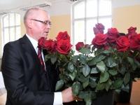025 Õpetajate päeva tähistamine Sindi gümnaasiumis. Foto: Urmas Saard