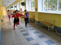 031 Õpetajate päeva tähistamine Sindi gümnaasiumis. Foto: Urmas Saard