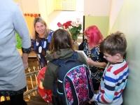033 Õpetajate päeva tähistamine Sindi gümnaasiumis. Foto: Urmas Saard