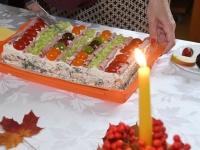044 Õpetajate päeva tähistamine Sindi gümnaasiumis. Foto: Urmas Saard