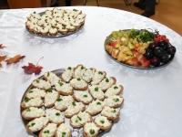 045 Õpetajate päeva tähistamine Sindi gümnaasiumis. Foto: Urmas Saard