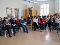 004 Õpetajatele kõneldi narkosõltuvusest. Foto: Urmas Saard