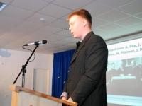 016 Õpilaskonverents Tartu rahust. Foto: Urmas Saard