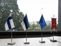 001 Osalemine Euroopa Komisjoni korraldatud Turu seminaril. Foto: Urmas Saard