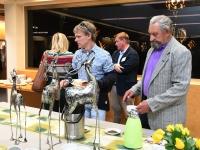 004 Osalemine Euroopa Komisjoni korraldatud Turu seminaril. Foto: Urmas Saard